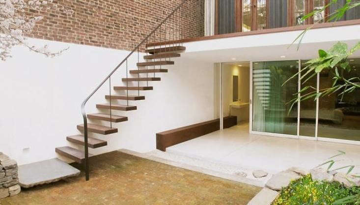 Julian King Architecture headed this remodel of a Chelsea Victorian
