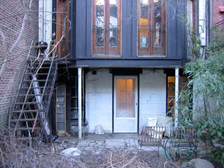 Julian King Architect's Chelsea Victorian project