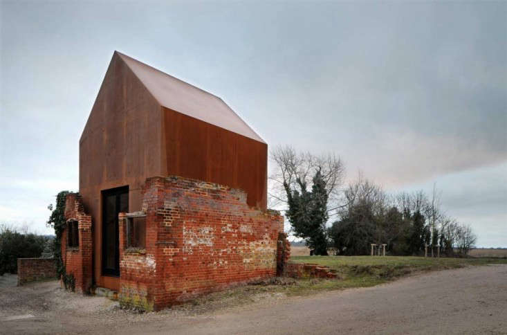 London architects Haworth Tompkins honored history at Aldeburgh Music