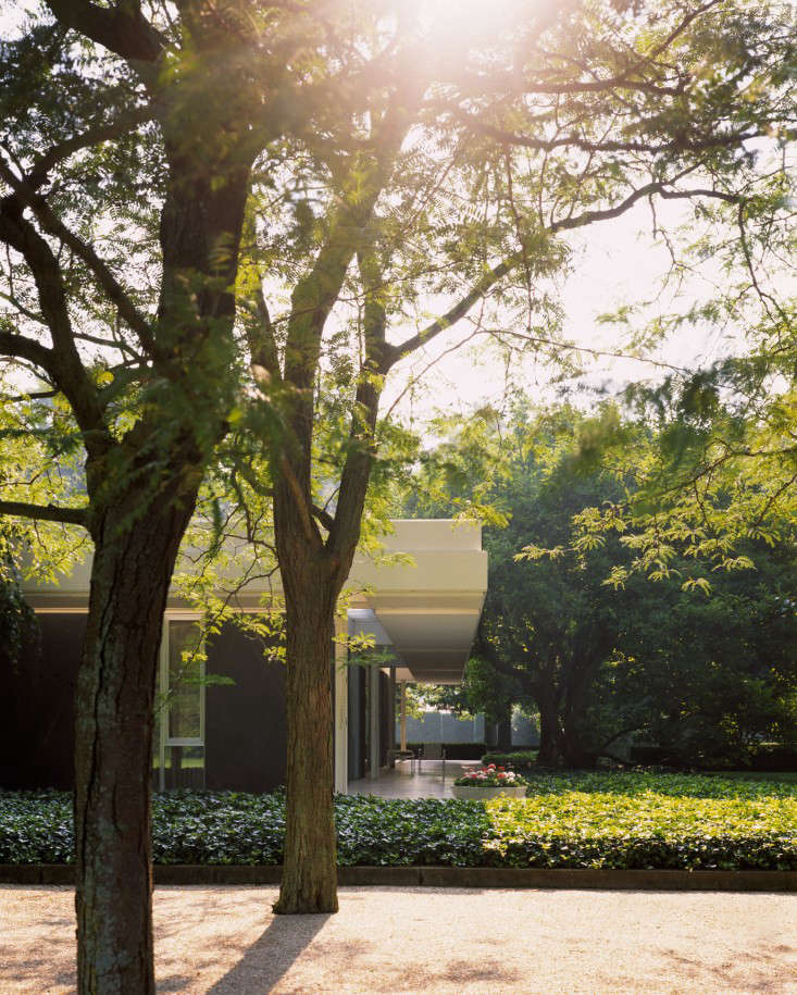 An Ode To Landscape Architect Dan Kiley Gardenista
