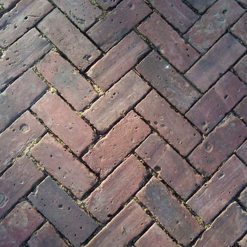 Gavin Historical Bricks, a family-owned company in Iowa, offers fired-clay brick salvaged from 0-year-old sidewalks; contact them directly for pricing and more information.