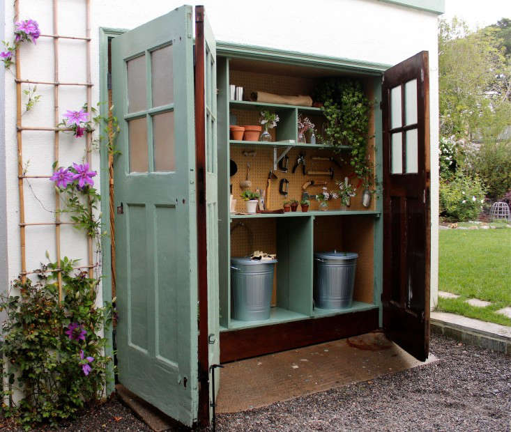 michelle-shed-open-doors-2-gardenista