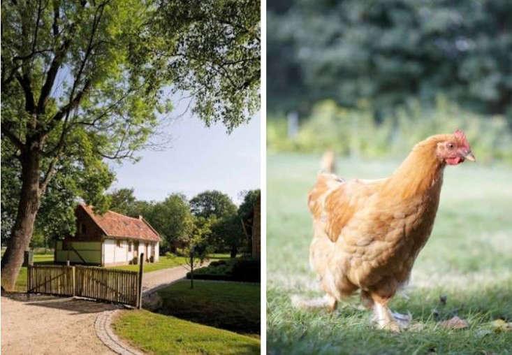 AID Architecten's remodeled farmhouse in Belgium