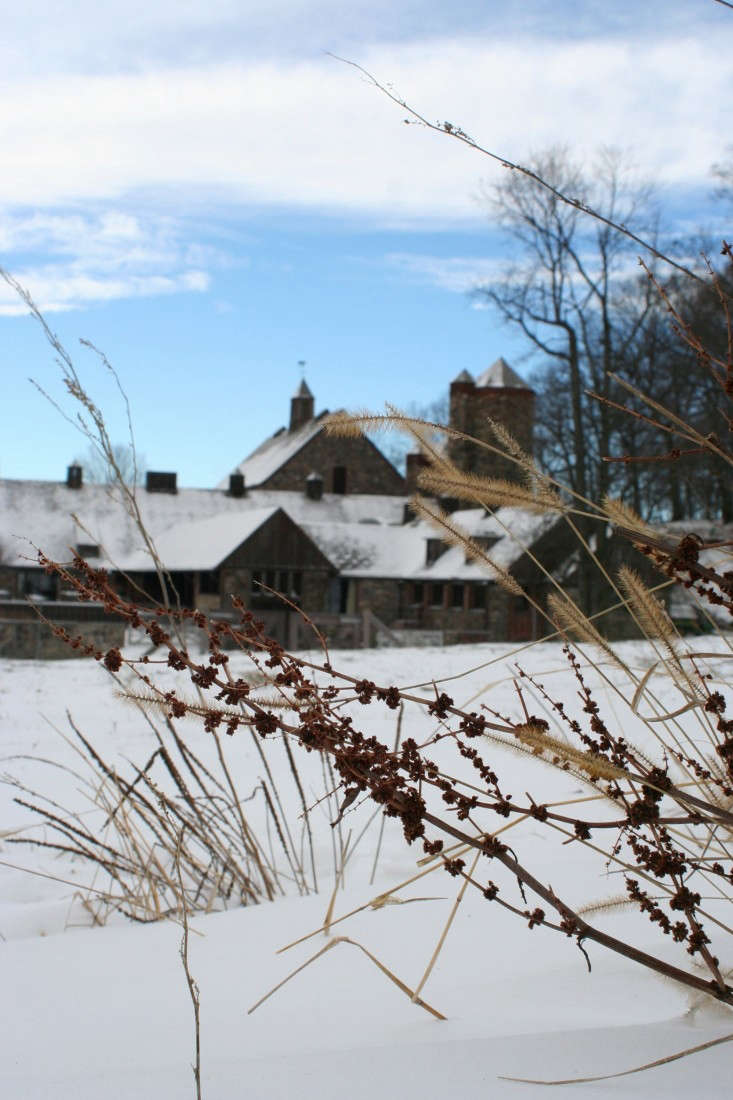 A winter visit to Stone Barns in upstate New York; seeAsk the Expert: Winter Garden Tips from Stone Barns Center.