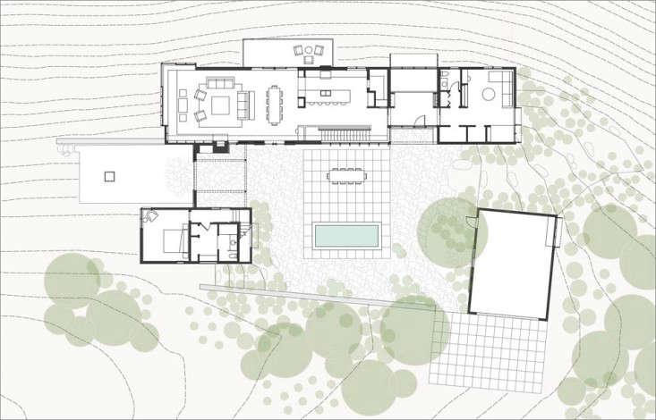 Turnbull Griffin Haesloop designed this net-zero getaway in Marin County