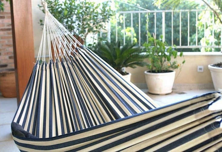 Nothing welcomes you home faster than a well-designed hammock; see our favorites and ideas for where to hang them in this week&#8\2\17;s Object Lessons post.