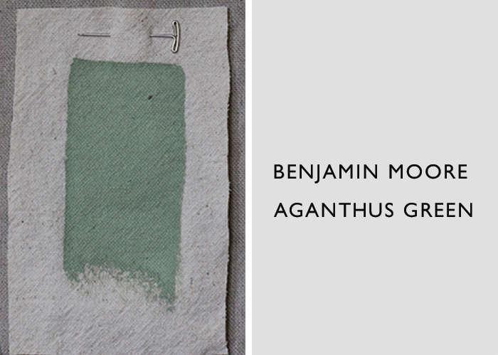 Aganthus by Benjamin Moore