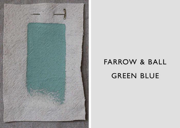 Farrow & Ball's Green Blue Paint