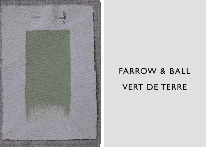 Farrow & Ball's Vert de Terre