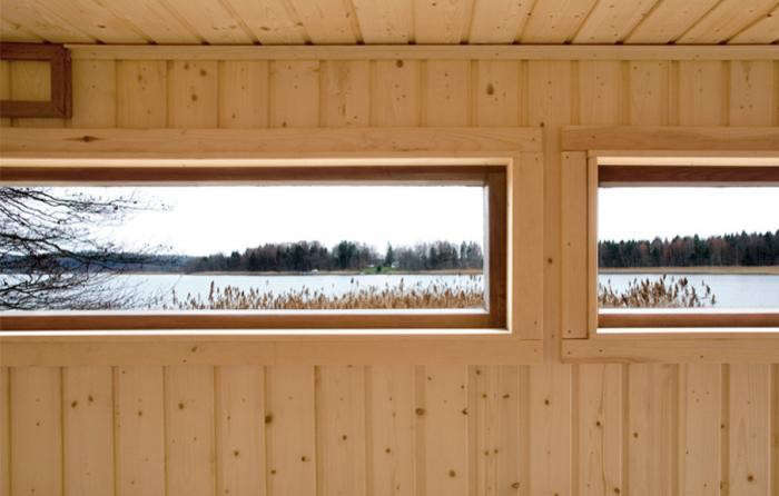 This Nordic hot house was designed by Denizen Works for a family in Finland