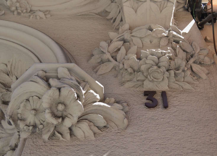 House numbers in Valencia, Spain. Photograph by Joanbanjo via Flickr.