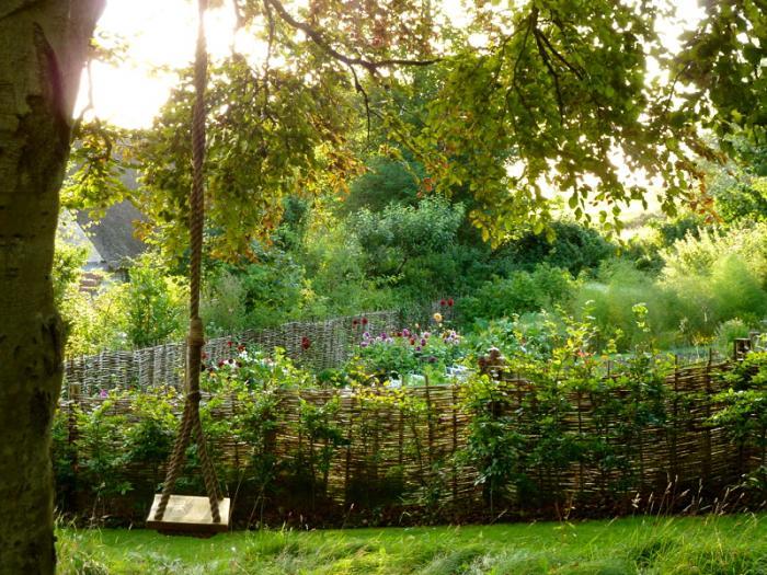 A Garden in Dorset, in Full Bloom