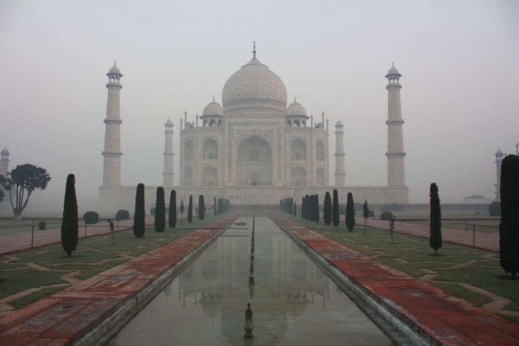 The Taj Mahal. Photograph by Arian Zwegers via Flickr.