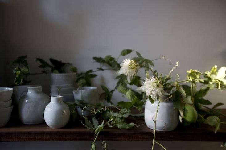 Flower forager Louesa Roebuck favors &#8