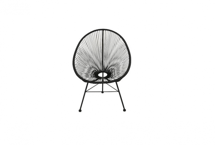 An Acapulco Side Chair is \$\20\2.99 from Wayfair.