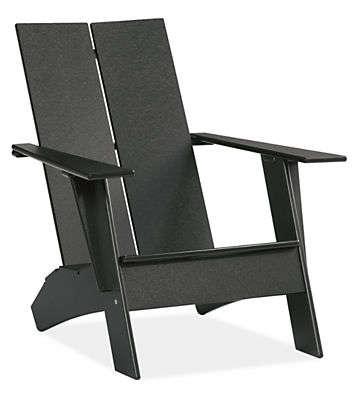 adirondack-chair-black-gardenista