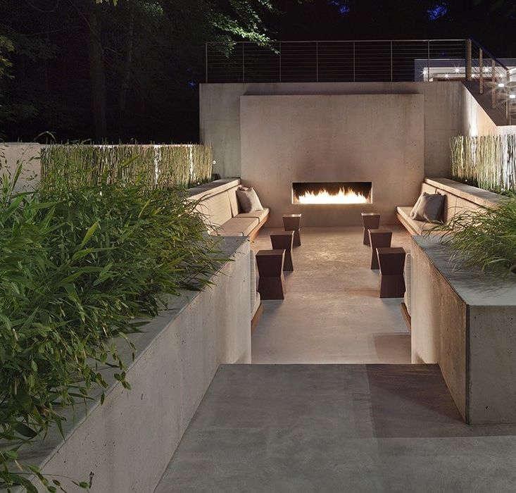 Specht Harpman Architects (now Specht Architects) won a  Gardenista Design Award for a landscape created in collaboration with Gunn Landscape Architecture. See more in Best Architectural Garden Feature.