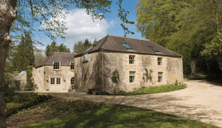 Duntisbourne house for sale by Savills