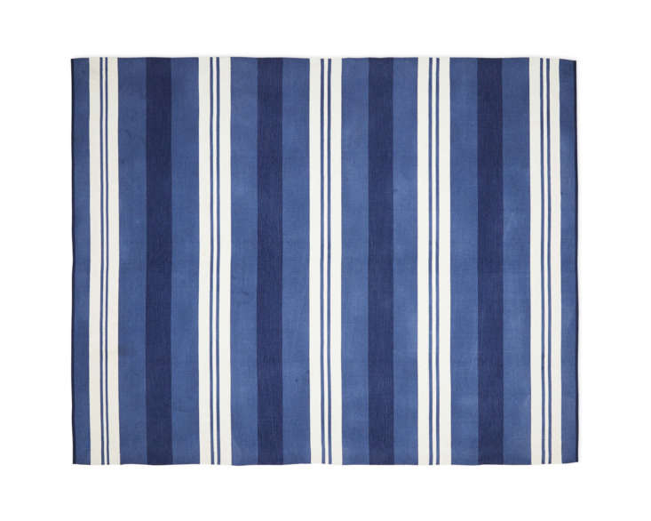 Perennials&#8\2\17; Santorini Rug is priced from \$898 to \$5,\298 at Serena & Lily.