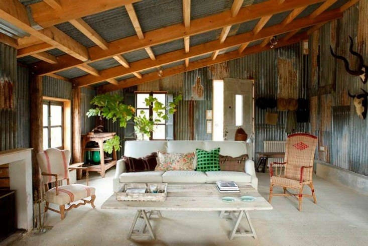 Photograph by Ricardo Labougle and styling by Loreto López Quesada, courtesy of Isabel López-Quesada. For more, see Outbuilding of the Week: A Chic Chicken Coop in France.