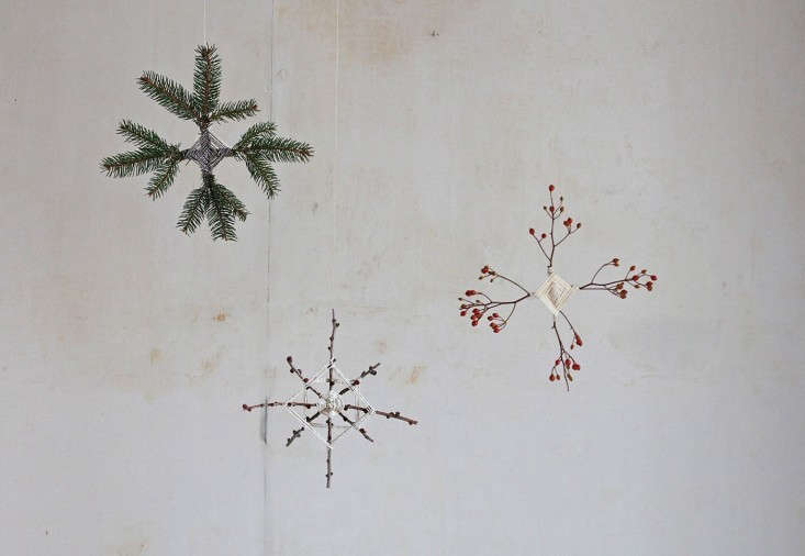 Plus, ourDIY Foraged Christmas Tree Toppers (which also make lovely last-minute gifts).
