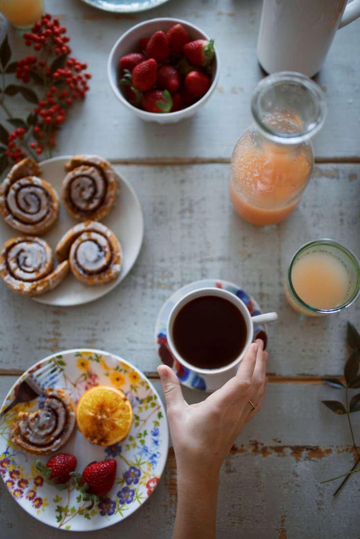 christmas morning breakfast | gardenista