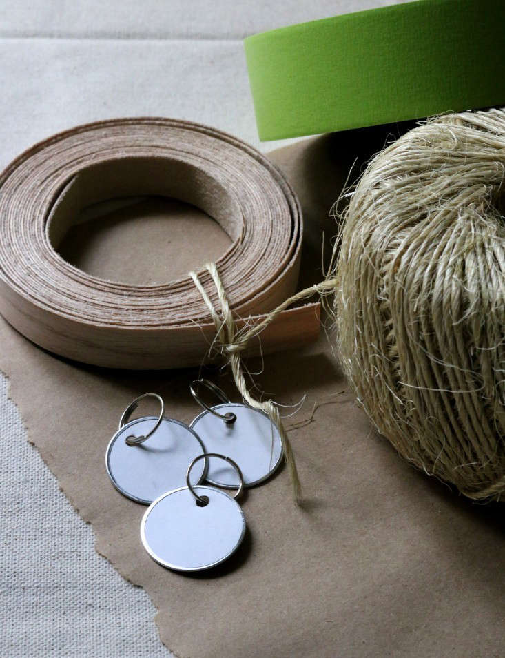 gift tags ; Gardenista