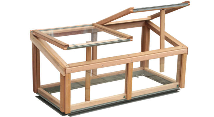 For  to buy, see  Easy Pieces: Cold Frames.
