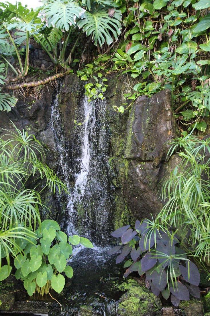 waterfall-doris-duke-shangri-la-gardenista