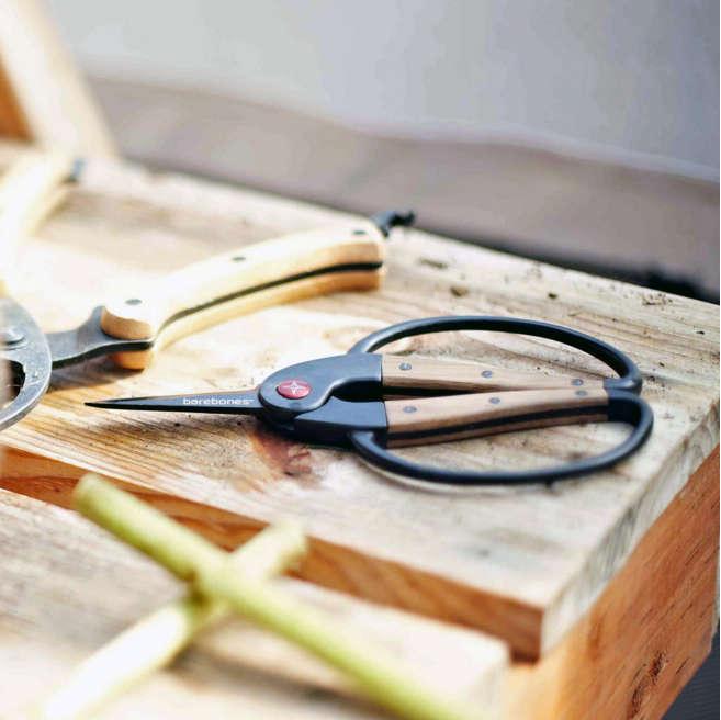 barebones-scissors-bamboo-handle-gardenista