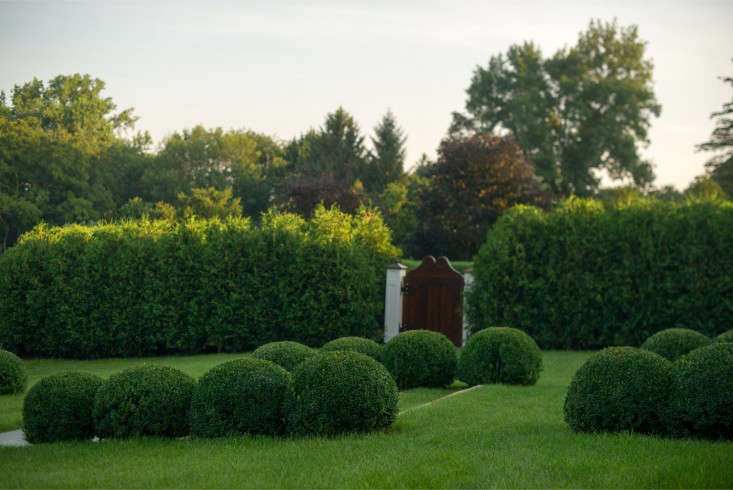 Photograph courtesy of Janice Parker Landscape Architects. For more of this garden, see Ask the Expert: 8 Ways to Create Pattern in a Landscape.