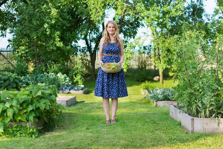 katrin_scharl_in_garden_gardenista, Gardenista