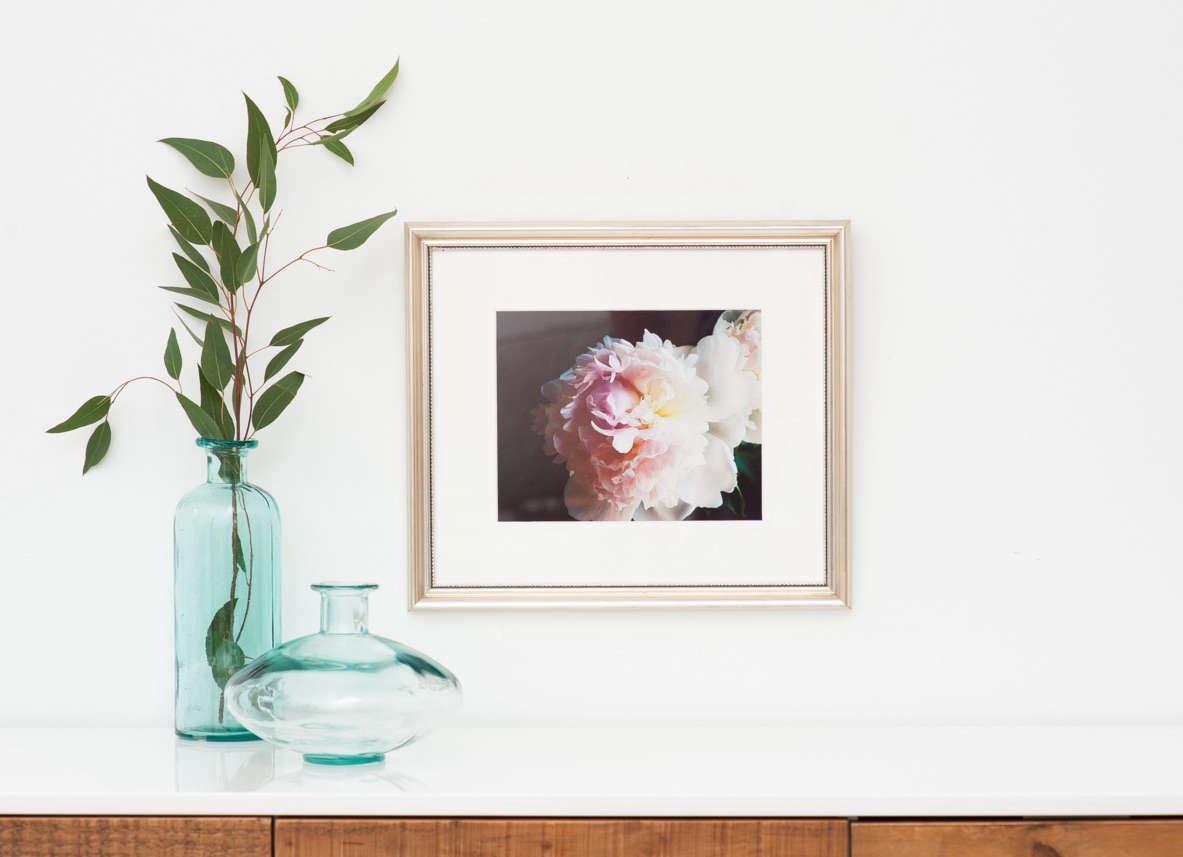 Custom Framing from Framebridge   Gardenista