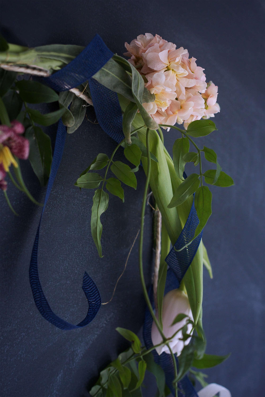 Studio Cart, Designskool collab garland, navy ribbon_edited-2