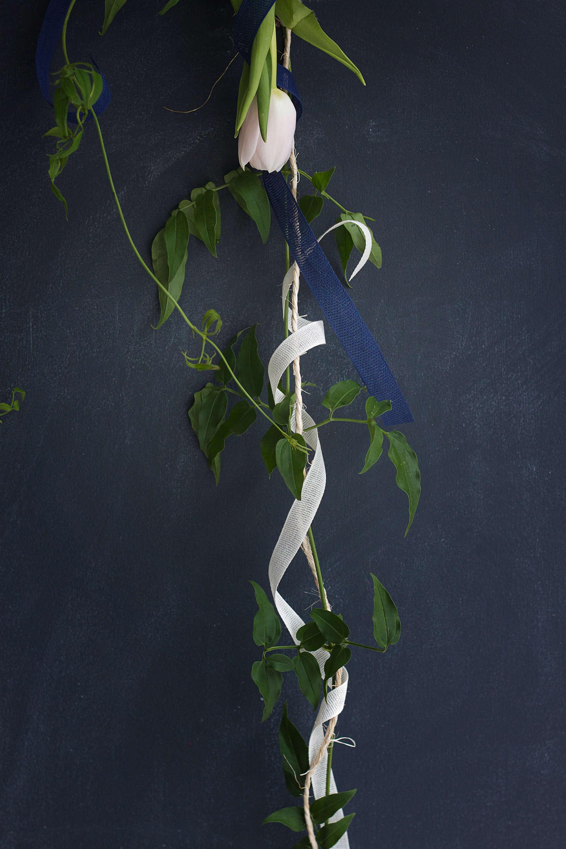 Studio Carta, Designskool collabl garland, vertical drop