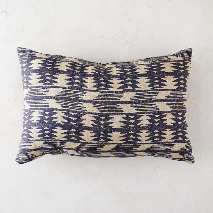 indigo-stripe-patio-pillow-gardenista