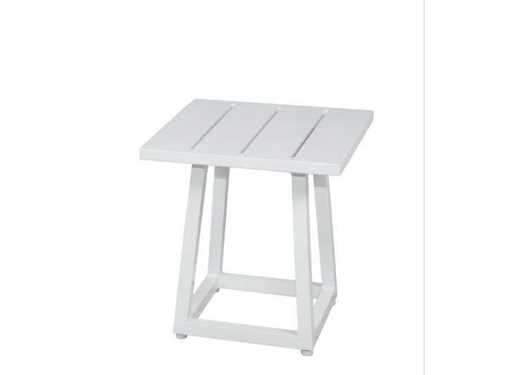 white-aluminum-side-table-gardenista