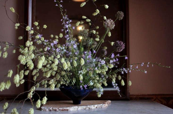 Sophia Moreno-bunge spring florals Villa Lena Residency