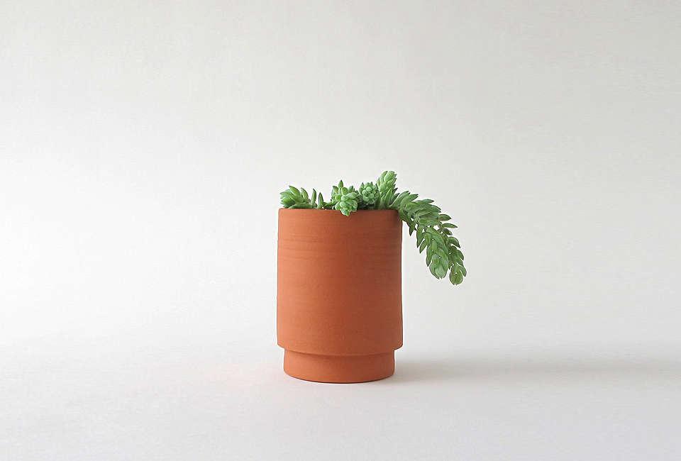 Anchor Ceramics Terracotta Pot