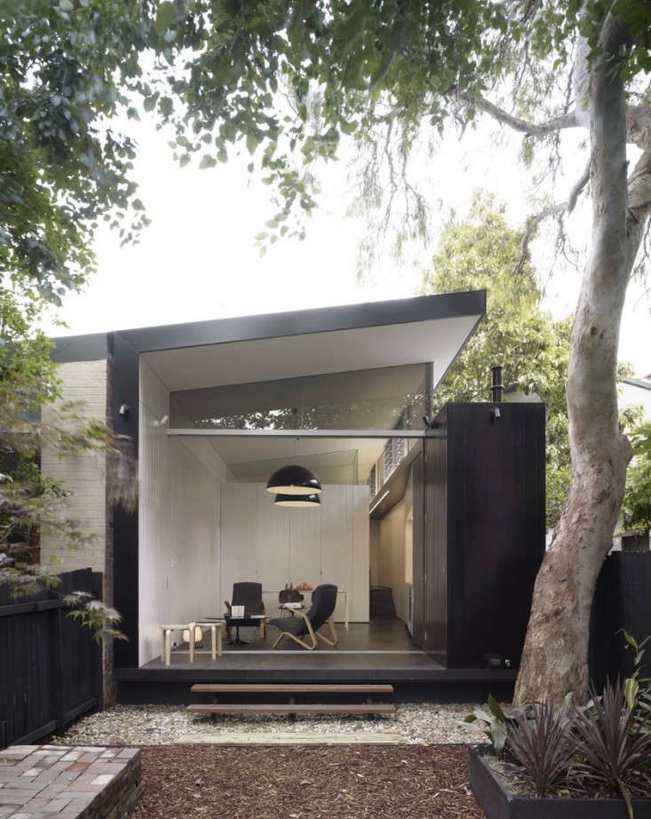 Photograph courtesy of Christopher Polly Architect.