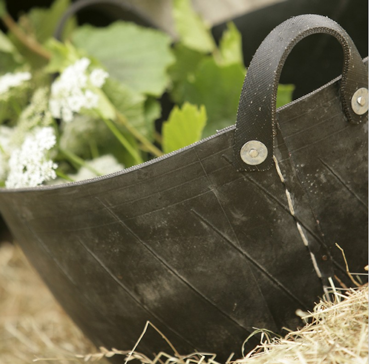 See more in Storage: Recycled Tire Trugs.