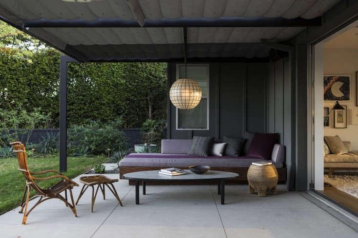 Photograph by Laure Joliet. See more atDesigner Visit: An Indoor-Outdoor LA Garden by Judy Kameon.