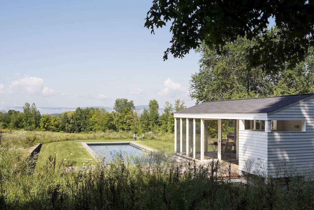 The pavilion&#8