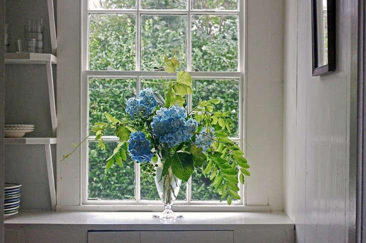 hydrangeas-bouquet-vase-window-gardenista