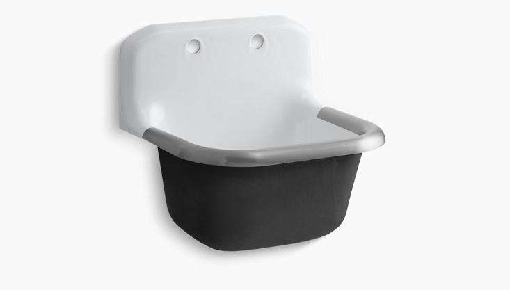kohler-bannon-service-utility-wall-sink-gardenista