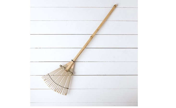 side-view-bamboo-gravel-rake-gardenista