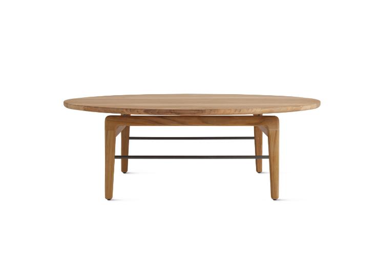 teak-round-wood-outdoor-coffee-table-gardenista