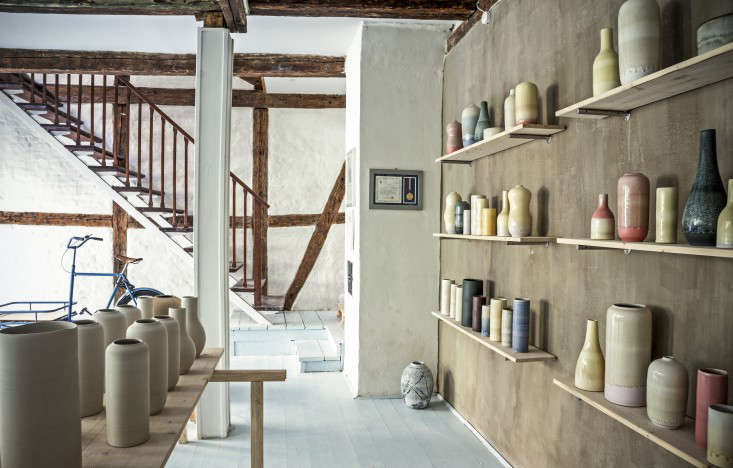 tortus-copenhagen-ceramics-studio-stairway-gardenista
