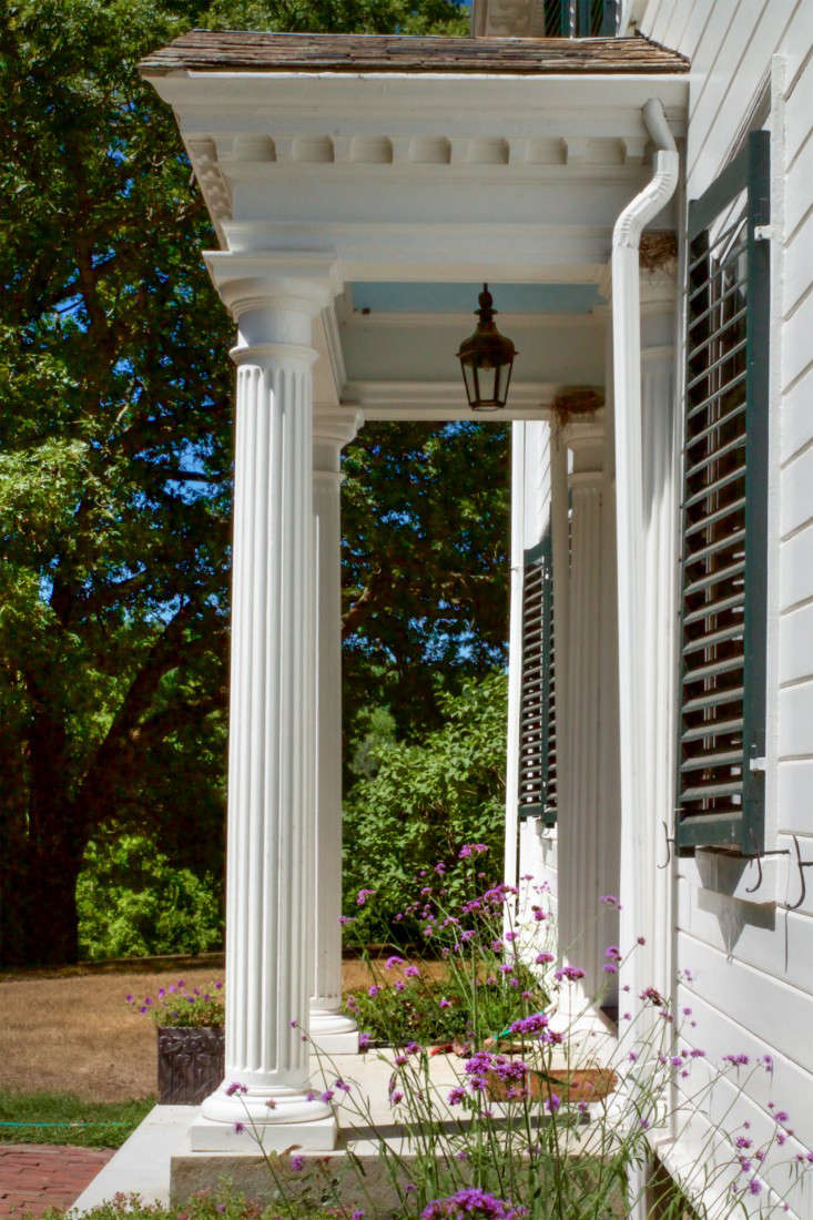 Concord Garden front foor, Gardenista