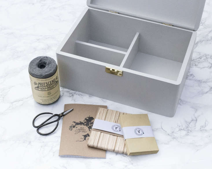 A Mighty Seed Box also is available in gray for £48; allow from four to six weeks for back orders.